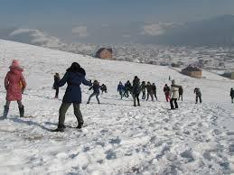 """""""Мөнгөн Улаанбаатар"""" өвлийн спорт наадмын цасны баярт хамт олноороо идэвхитэй оролцлоо."""